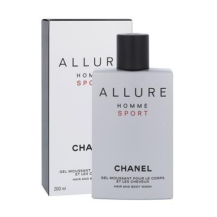 Chanel Allure Homme Sport sprchový gel pro muže