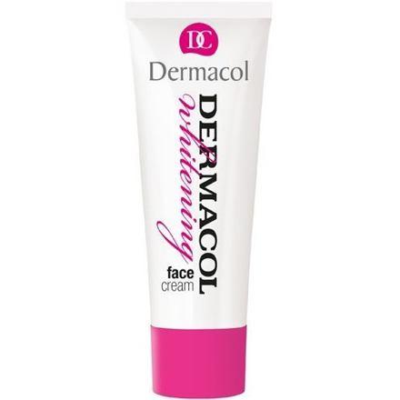 Dermacol Whitening denní pleťový krém na všechny typy pleti 50 ml pro ženy