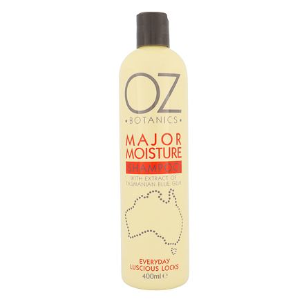 Xpel OZ Botanics Major Moisture šampon pro hydrataci vlasů pro ženy