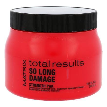Matrix Total Results So Long Damage maska pro poškozené vlasy pro ženy