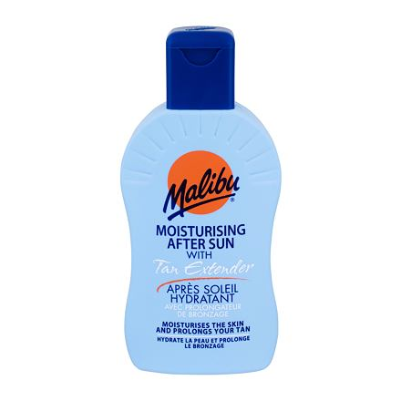 Malibu After Sun Tan Extender hydratační mléko po opalování se samoopalovacím efektem 200 ml unisex