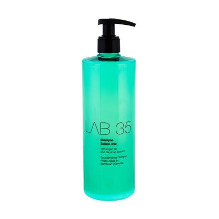 Kallos Cosmetics Lab 35 Sulfate-Free vyživující šampon bez sulfátů a parabenů pro ženy
