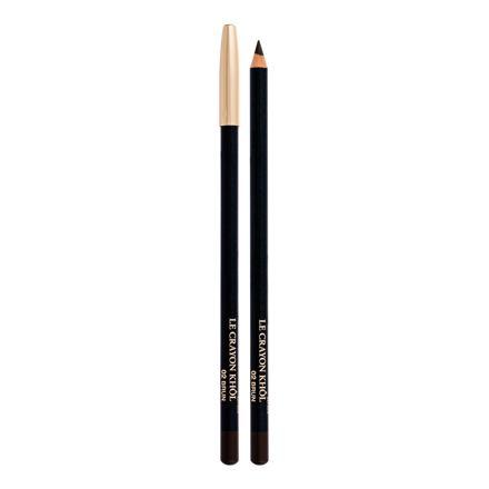 Lancome Le Crayon Khôl tužka na oči s ořezávátkem 1,8 g odstín 02 Brown pro ženy