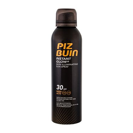 PIZ BUIN Instant Glow Spray ochranný sprej na opalování SPF30 150 ml pro ženy