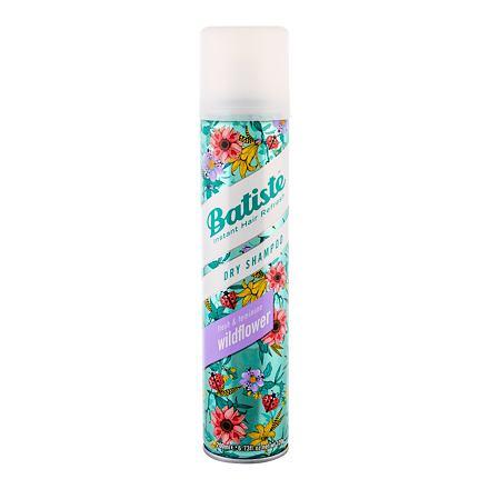 Batiste Wildflower suchý šampon pro mastné vlasy pro ženy