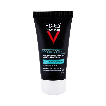 Vichy Homme Hydra Cool+ hydratační a chladící pleťový gel pro muže