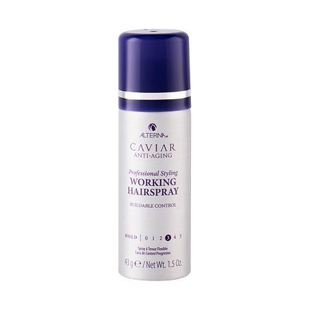 Alterna Caviar Anti-Aging Working Hairspray lak pro střední fixaci vlasů pro ženy