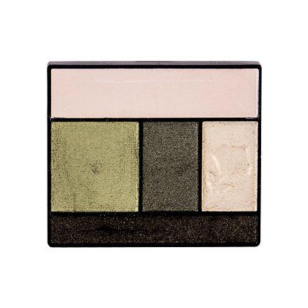 Lancôme Color Design paletka hladkých očních stínů odstín 500 Jade Fever Tester pro ženy