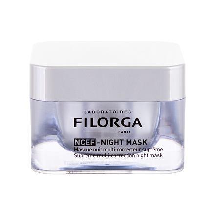 Filorga NCEF Supreme Multi-Correction Night mask noční regenerační pleťová maska proti vráskám