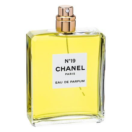Chanel No. 19 parfémovaná voda 100 ml Tester pro ženy