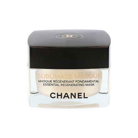 Chanel Sublimage Essential Regenerating Mask regenerační maska pro všechny typy pleti