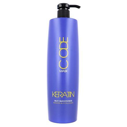 Stapiz Keratin Code maska pro poškozené vlasy 1000 ml pro ženy