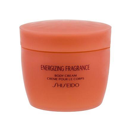 Shiseido Energizing Fragrance tělové mléko 200 ml pro ženy