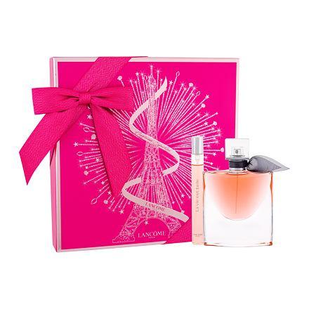 Lancôme La Vie Est Belle sada parfémovaná voda 50 ml + parfémovaná voda 10 ml pro ženy