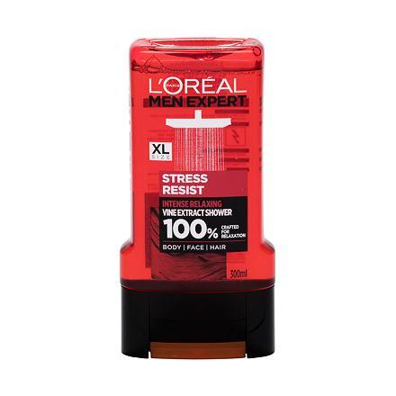 L´Oréal Paris Men Expert Stress Resist zklidňující sprchový gel pro muže