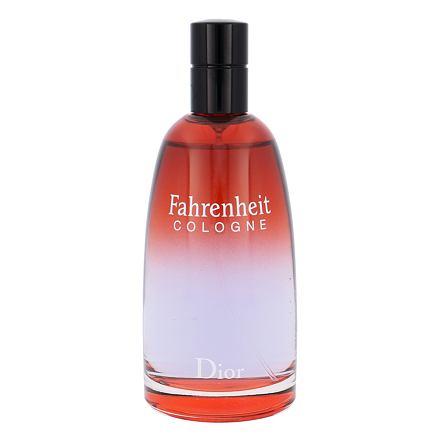 Christian Dior Fahrenheit Cologne kolínská voda 125 ml pro muže