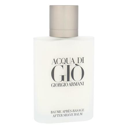 Giorgio Armani Acqua di Gio Pour Homme balzám po holení 100 ml pro muže