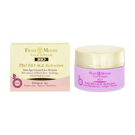 Frais Monde Pro Bio-Age Restructure AntiAge Face Cream 50Years pleťový krém pro zpevnění pleti pro ženy