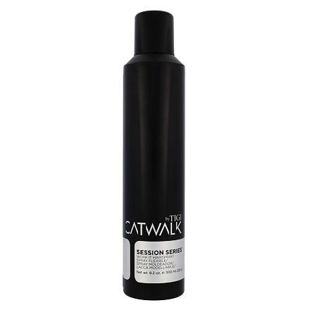 Tigi Catwalk Session Series flexibilní lak na vlasy 300 ml pro ženy