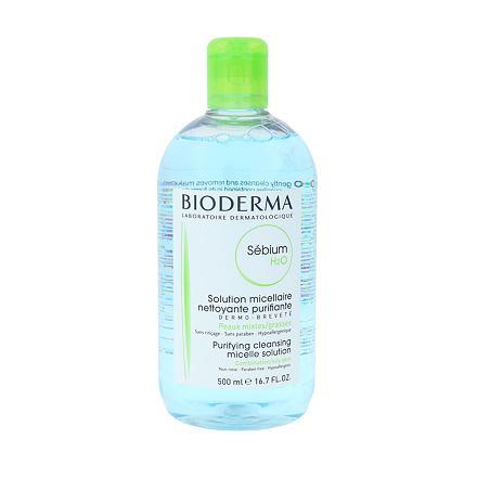 BIODERMA Sébium micelární voda pro mastnou pleť pro ženy