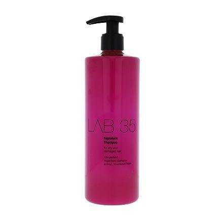 Kallos Cosmetics Lab 35 Signature šampon pro suché a poškozené vlasy pro ženy