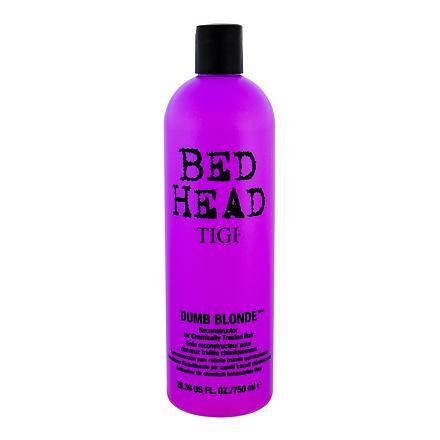 Tigi Bed Head Dumb Blonde kondicionér pro poškozené vlasy pro ženy
