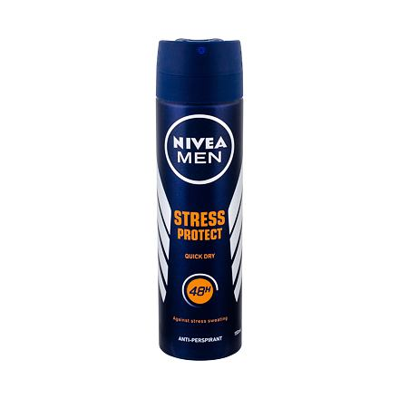 Nivea Men Stress Protect 48h antiperspirant ve spreji 150 ml pro muže