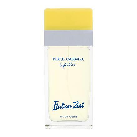 6aacc1a20 ... Dolce&Gabbana Light Blue Italian Zest toaletní voda 100 ml pro ...