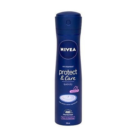 Nivea Protect & Care 48h antiperspirant ve spreji pro ženy