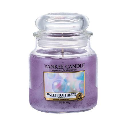 Yankee Candle Sweet Nothings vonná svíčka