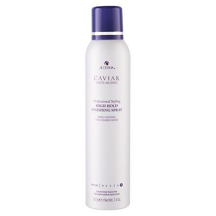 Alterna Caviar Anti-Aging High Hold Finishing Spray rychleschnoucí lak na vlasy pro ženy