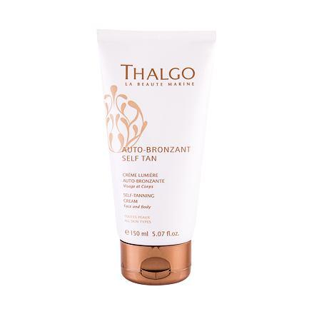 Thalgo Self Tan Auto-Bronzant samoopalovací krém na tělo a obličej
