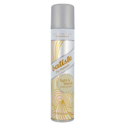 Batiste Brilliant Blonde suchý šampon pro světlé odstíny vlasů 200 ml pro ženy