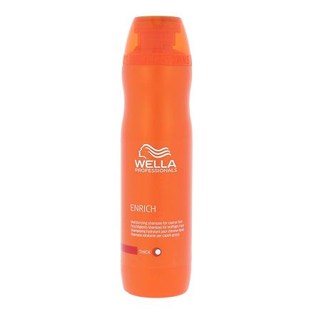 Wella Enrich šampon pro silné vlasy 250 ml pro ženy