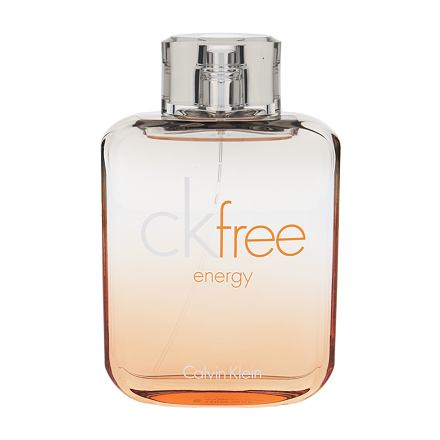 Calvin Klein CK Free Energy toaletní voda 100 ml pro muže
