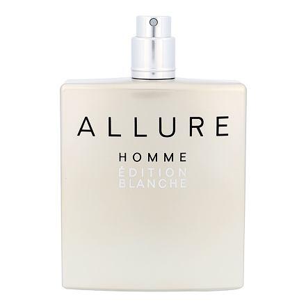 Chanel Allure Homme Edition Blanche parfémovaná voda 100 ml Tester pro muže
