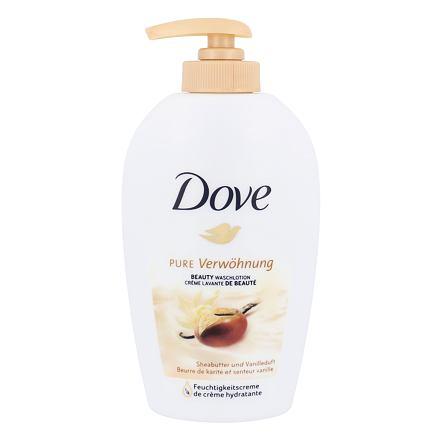 Dove Purely Pampering Shea Butter tekuté mýdlo na ruce s bambuckým máslem pro ženy