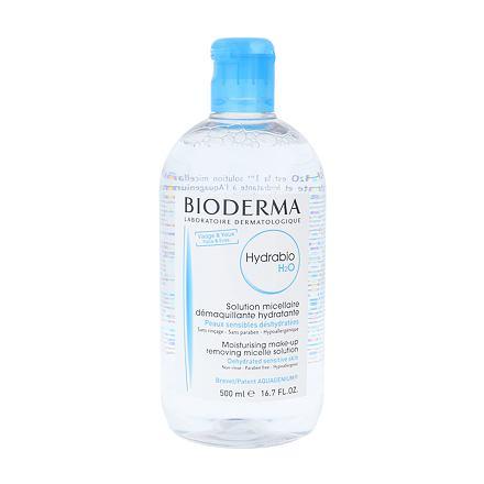 BIODERMA Hydrabio micelární voda pro citlivou dehydratovanou pleť pro ženy