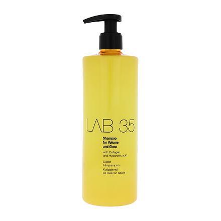 Kallos Cosmetics Lab 35 šampon pro jemné vlasy bez lesku pro ženy