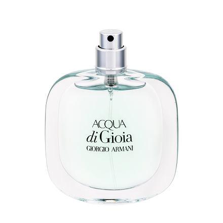 Giorgio Armani Acqua di Gioia parfémovaná voda 50 ml Tester pro ženy