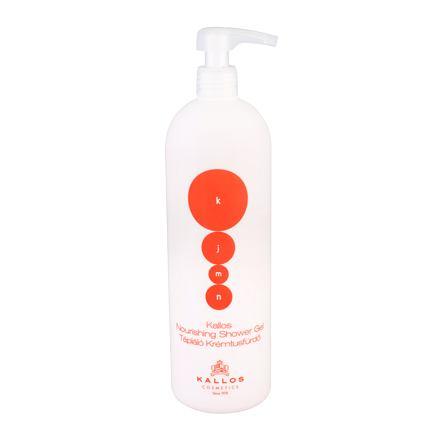 Kallos Cosmetics KJMN Nourishing vyživující sprchový gel pro ženy