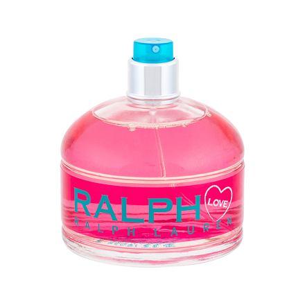 Ralph Lauren Ralph Love toaletní voda 100 ml Tester pro ženy