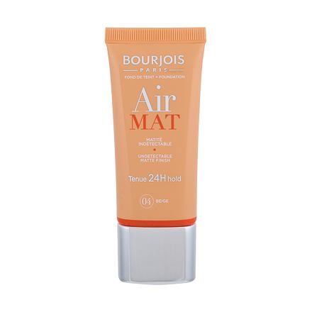 BOURJOIS Paris Air Mat SPF10 make-up odstín 04 Beige