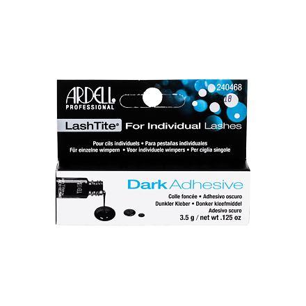 Ardell LashTite Dark Adhesive černé lepidlo na trsové řasy pro ženy