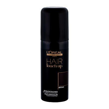 L´Oréal Professionnel Hair Touch Up vlasový sprej pro krytí odrostů 75 ml odstín Brown pro ženy
