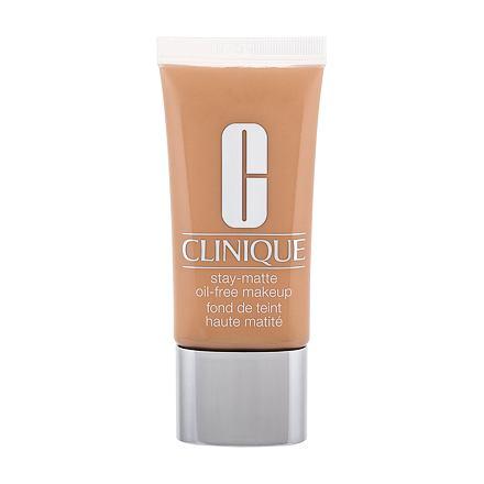 Clinique Stay-Matte Oil-Free Makeup make-up odstín 14 Vanilla