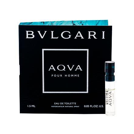 Bvlgari Aqva Pour Homme toaletní voda 1,5 ml pro muže