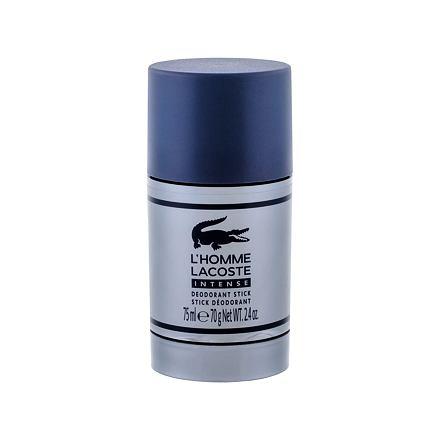Lacoste L´Homme Lacoste Intense tuhý deodorant s parfemací pro muže