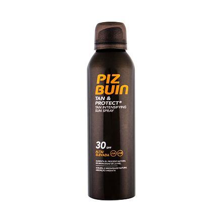 PIZ BUIN Tan & Protect Tan Intensifying Sun Spray hydratační sprej na opalování SPF30 150 ml pro ženy