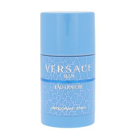 Versace Man Eau Fraiche deostick bez obsahu hliníku 75 ml pro muže